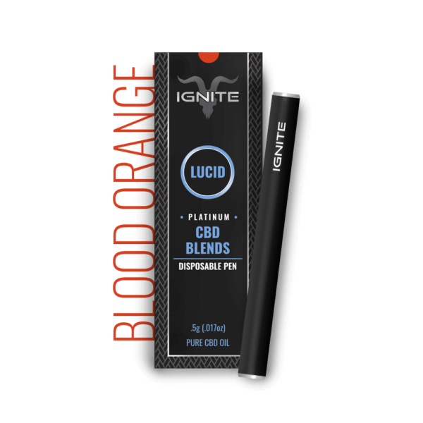 ignite vape pen bloodorange