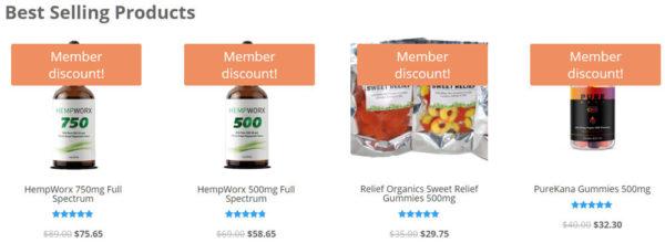 relief-organics-member-discount-example
