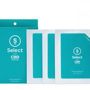 Select cbd Patch 3Pack