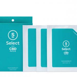 Select cbd Patch 3Pack