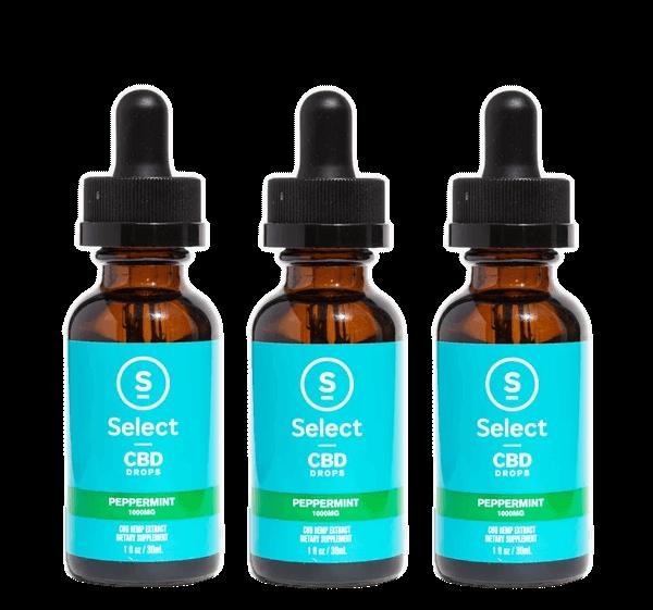 SelectCBD-3-bottles Buy 2 Get One Free